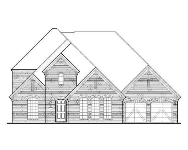 2111 Longmont Lane, Prosper, TX 75078 (MLS #14309915) :: Real Estate By Design