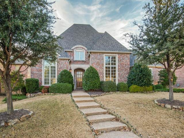 10991 Tularosa Lane, Frisco, TX 75033 (MLS #14309918) :: The Kimberly Davis Group