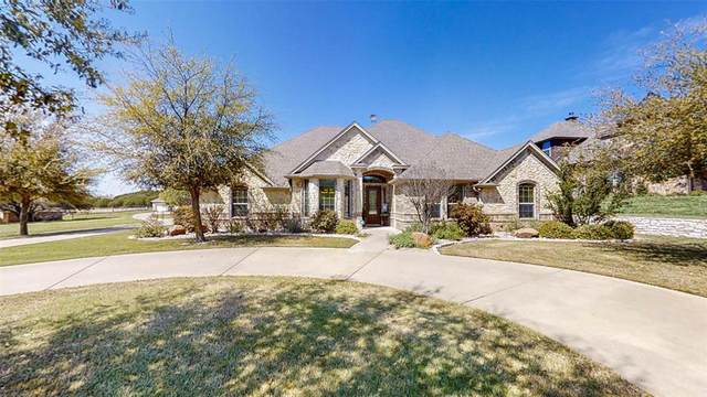 1400 Bentwater Parkway, Granbury, TX 76049 (MLS #14309927) :: Tenesha Lusk Realty Group
