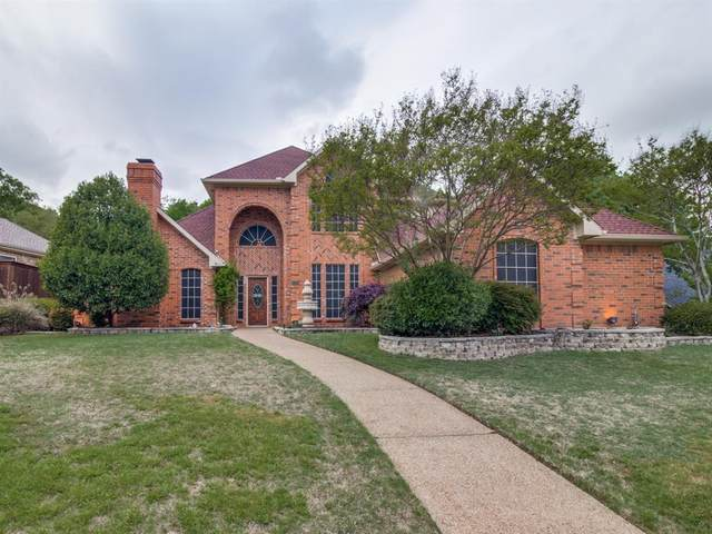 1302 Woodlake Drive, Corinth, TX 76210 (MLS #14309947) :: Real Estate By Design