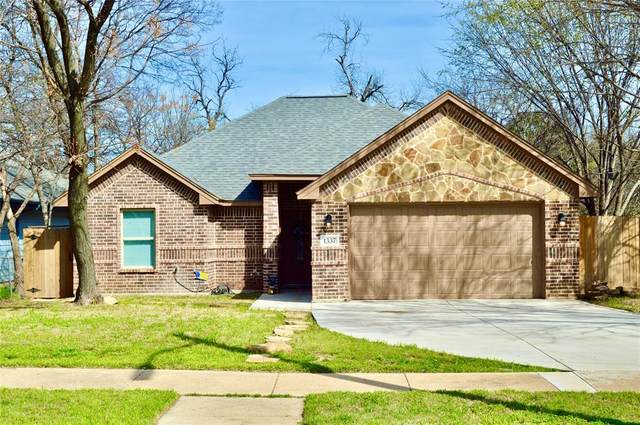 1337 E Jefferson Avenue, Fort Worth, TX 76104 (MLS #14309953) :: All Cities USA Realty