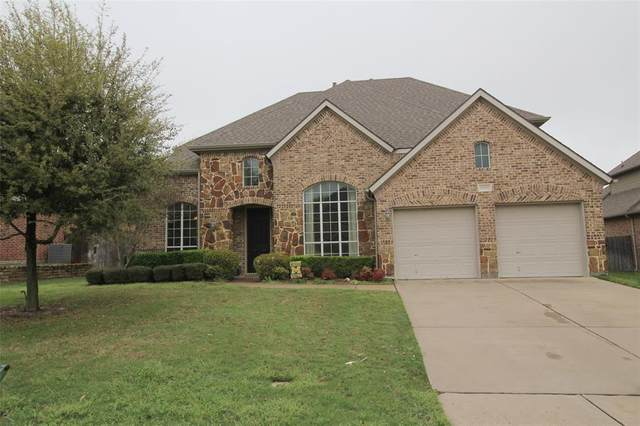 1906 Yarmouth Court, Mansfield, TX 76063 (MLS #14309961) :: The Hornburg Real Estate Group