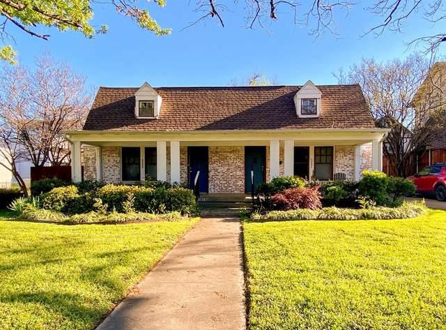 6284 Prospect Avenue, Dallas, TX 75214 (MLS #14309982) :: Robbins Real Estate Group