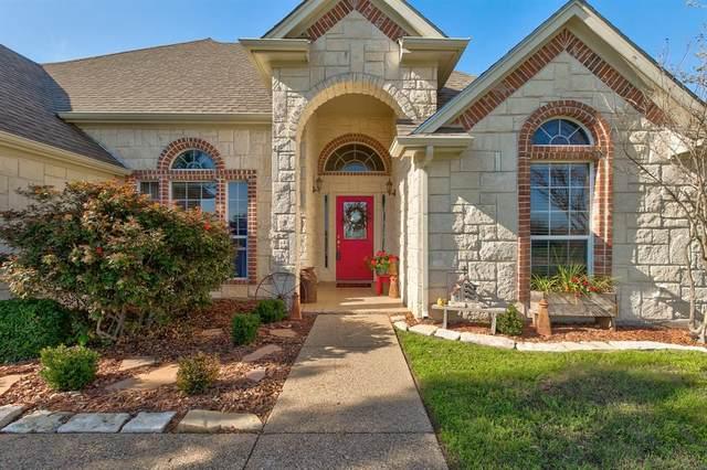 3100 Teocalli Court, Granbury, TX 76049 (MLS #14310016) :: Baldree Home Team
