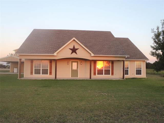447 Sand Flat Road, Jacksboro, TX 76458 (MLS #14310028) :: The Chad Smith Team