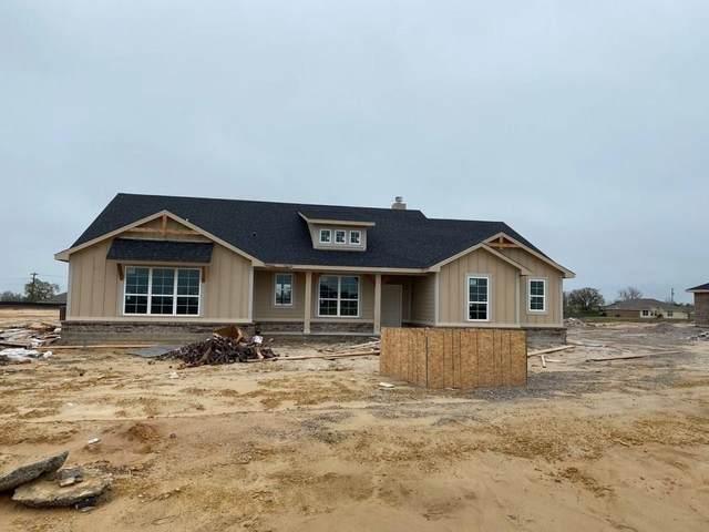 122 Spring Creek Circle, Paradise, TX 76073 (MLS #14310035) :: The Hornburg Real Estate Group