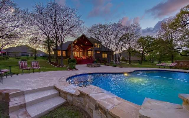 3809 Little Valley Court, Granbury, TX 76049 (MLS #14310042) :: The Chad Smith Team