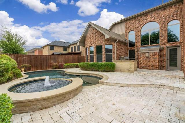 7701 Finch Drive, Plano, TX 75024 (MLS #14310047) :: The Hornburg Real Estate Group