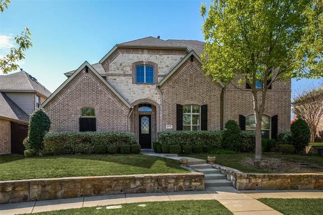 8779 Sherwood Drive, Frisco, TX 75035 (MLS #14310052) :: The Kimberly Davis Group
