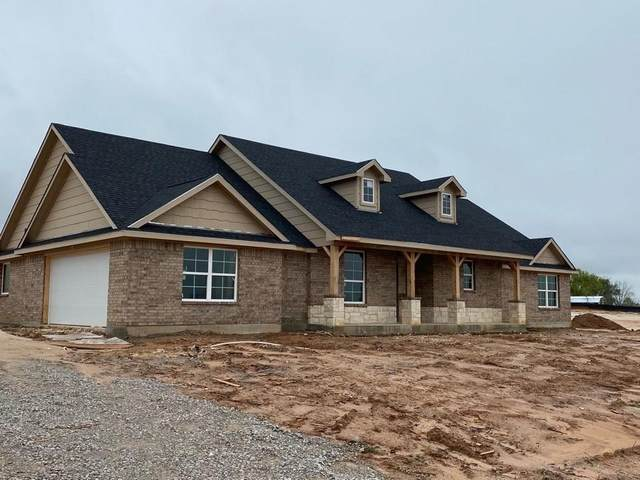 212 Spring Creek Circle, Paradise, TX 76073 (MLS #14310058) :: The Hornburg Real Estate Group