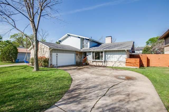 9235 Pinewood Drive, Dallas, TX 75243 (MLS #14310064) :: The Chad Smith Team