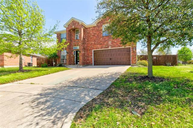 8225 Bedrock Drive, Fort Worth, TX 76123 (MLS #14310065) :: The Hornburg Real Estate Group