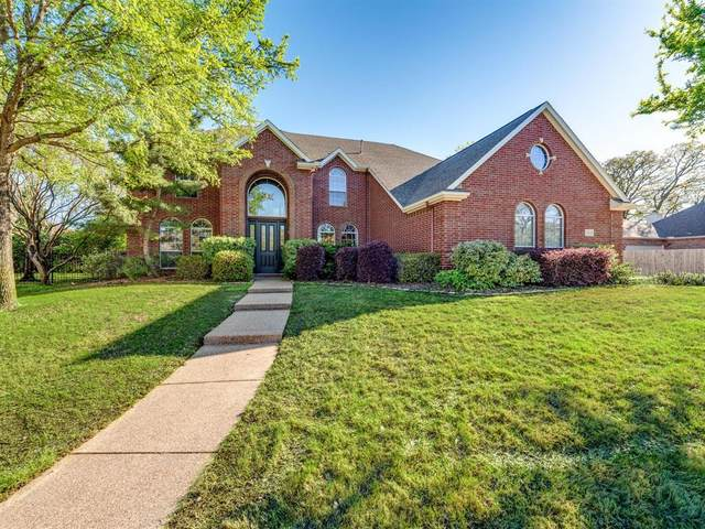 1515 Tennison Parkway, Colleyville, TX 76034 (MLS #14310110) :: Frankie Arthur Real Estate