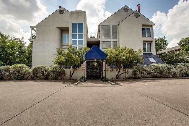4221 Cole Avenue #201, Dallas, TX 75205 (MLS #14310129) :: Century 21 Judge Fite Company