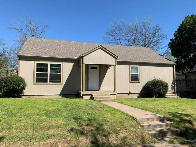 817 Colvin Street, Fort Worth, TX 76104 (MLS #14310149) :: North Texas Team | RE/MAX Lifestyle Property
