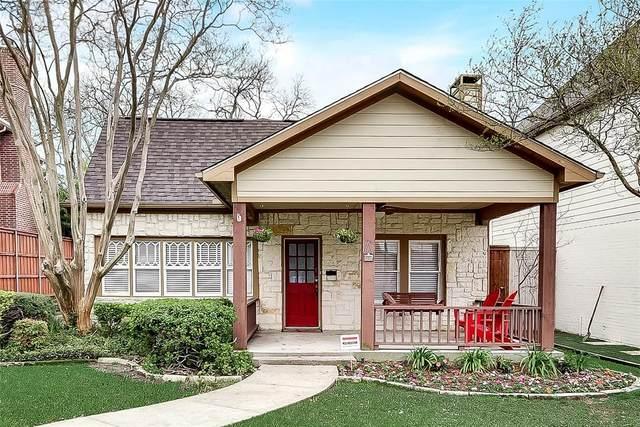 6154 Lakeshore Drive, Dallas, TX 75214 (MLS #14310209) :: Robbins Real Estate Group