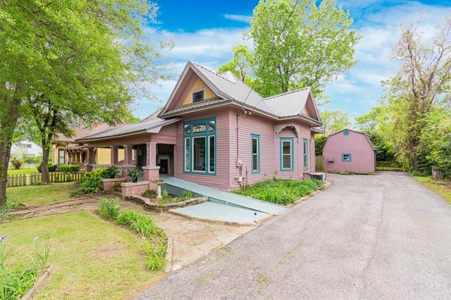 203 Lawrence Avenue, Terrell, TX 75160 (MLS #14310212) :: Ann Carr Real Estate