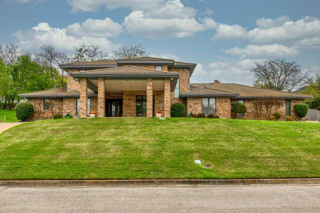 22 Thornhill Road, Benbrook, TX 76132 (MLS #14310227) :: Potts Realty Group