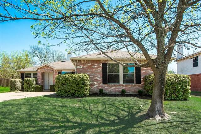 1649 Chesterwood Drive, Rockwall, TX 75032 (MLS #14310228) :: Justin Bassett Realty