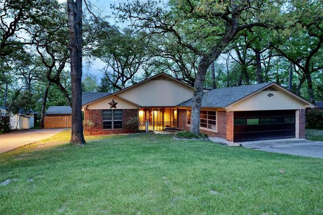 305 Rosewood Drive, Hideaway, TX 75771 (MLS #14310239) :: The Chad Smith Team
