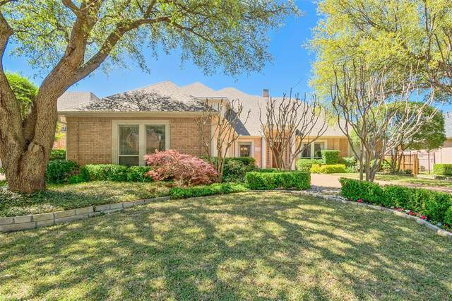 1709 Old Course Drive, Plano, TX 75093 (MLS #14310255) :: Post Oak Realty