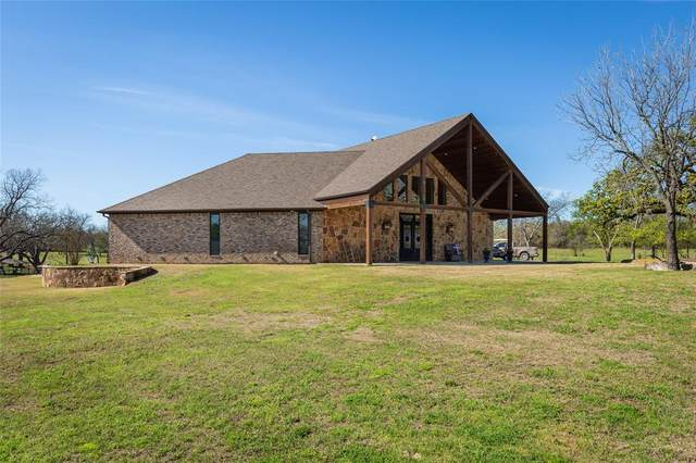 3551 Holbrook Road, Springtown, TX 76082 (MLS #14310259) :: The Hornburg Real Estate Group