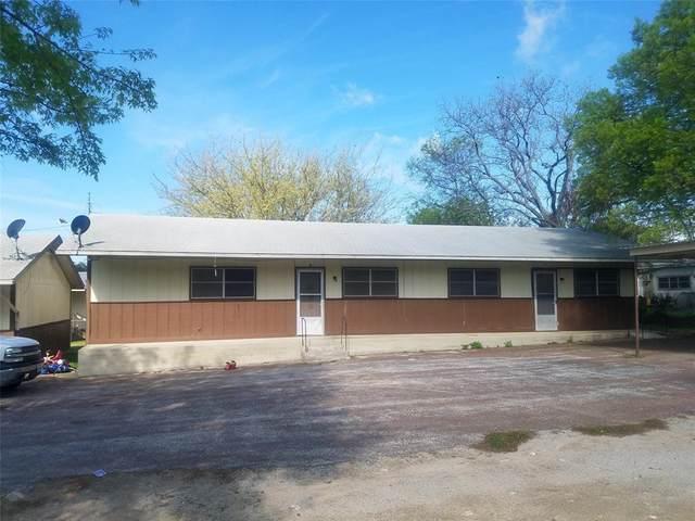 1712 W Peach Street, Goldthwaite, TX 76844 (MLS #14310262) :: The Hornburg Real Estate Group