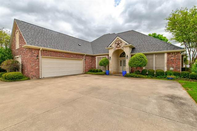 1109 Cliff Swallow Drive, Granbury, TX 76048 (MLS #14310269) :: The Kimberly Davis Group