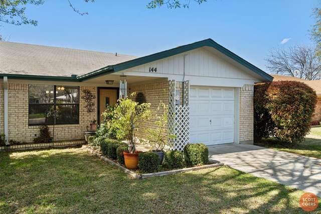 144 Azalea Drive, Brownwood, TX 76801 (MLS #14310284) :: The Welch Team
