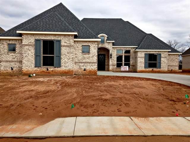 6311 Weatherby Road, Granbury, TX 76049 (MLS #14310309) :: The Welch Team