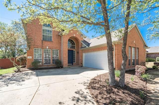 1366 Clear Creek Drive, Lewisville, TX 75067 (MLS #14310318) :: Post Oak Realty