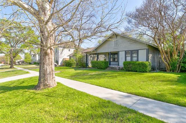 4817 Dexter Avenue, Fort Worth, TX 76107 (MLS #14310330) :: Team Tiller
