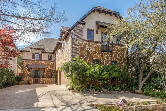 12213 Park Bend Drive, Dallas, TX 75230 (MLS #14310333) :: Real Estate By Design