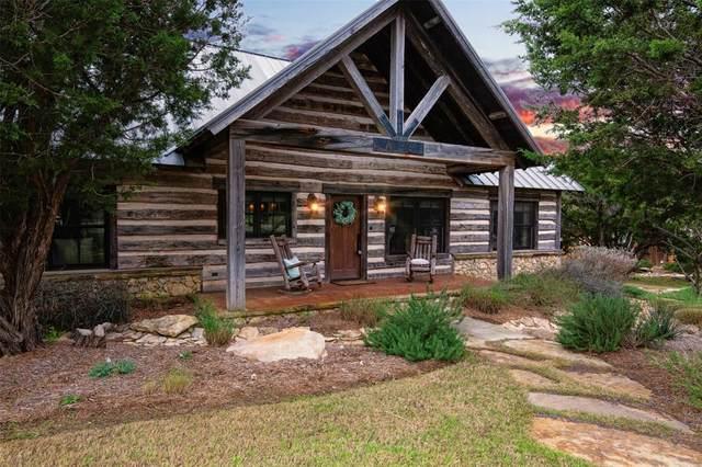 1170 Waterfall Way, Graford, TX 76449 (MLS #14310339) :: Century 21 Judge Fite Company
