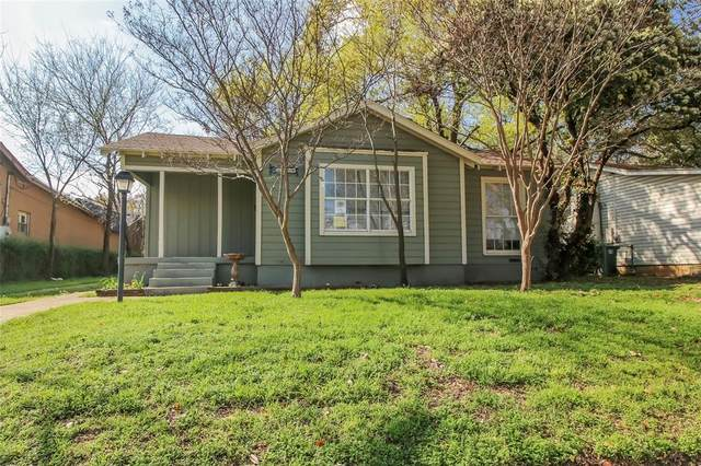 6616 Greenlee Street, Fort Worth, TX 76112 (MLS #14310344) :: The Chad Smith Team
