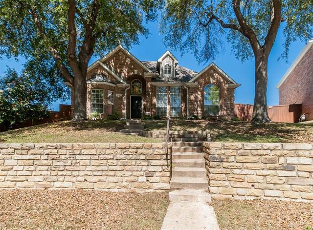 802 Cheshire Drive, Coppell, TX 75019 (MLS #14310369) :: Team Tiller