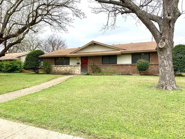 1133 Pacific Drive, Richardson, TX 75081 (MLS #14310377) :: The Good Home Team