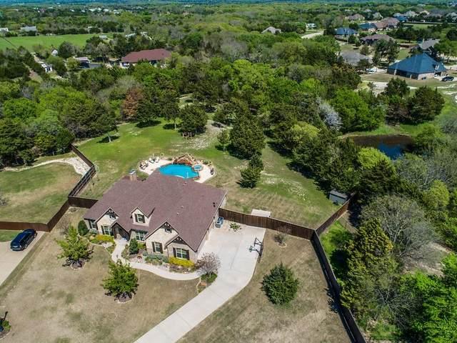 4851 Patti Way, Midlothian, TX 76065 (MLS #14310378) :: All Cities USA Realty