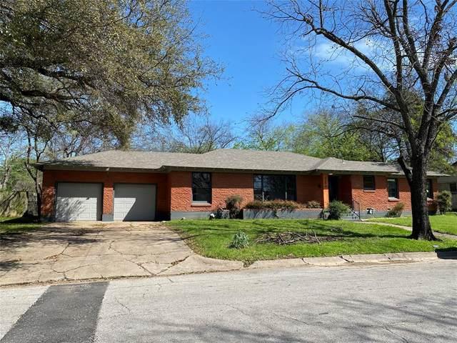 3224 Kingsbury Avenue, Richland Hills, TX 76118 (MLS #14310384) :: The Chad Smith Team