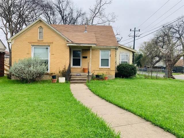 5202 Stoneleigh Avenue, Dallas, TX 75235 (MLS #14310403) :: Vibrant Real Estate