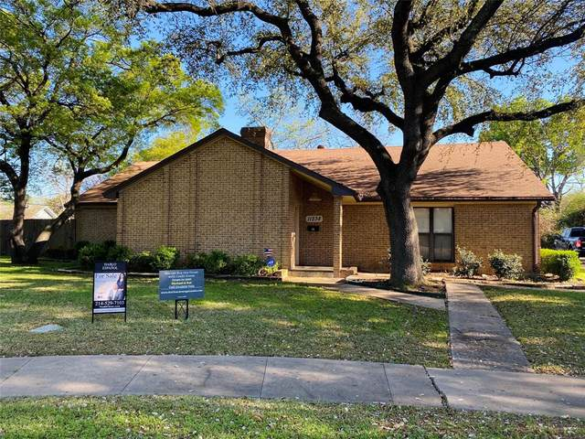 11238 Webb Chapel Court, Dallas, TX 75229 (MLS #14310405) :: The Mitchell Group