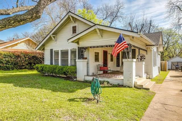 409 Prairie Avenue, Cleburne, TX 76033 (MLS #14310411) :: The Chad Smith Team
