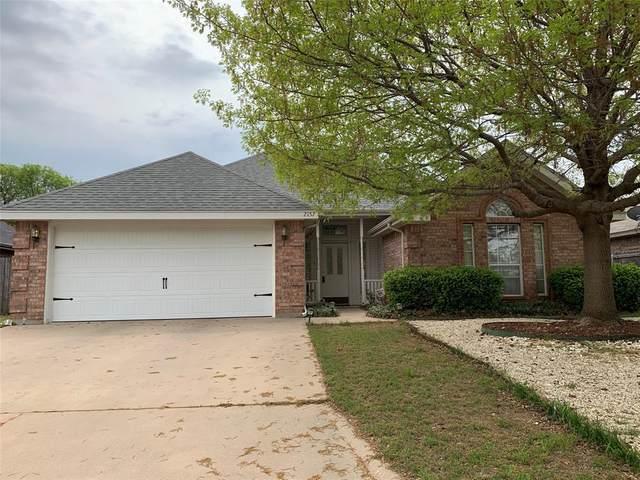 2157 Boston Street, Abilene, TX 79601 (MLS #14310435) :: Real Estate By Design