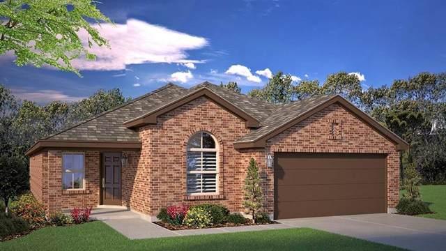 9712 Snowbell Lane, Fort Worth, TX 76036 (MLS #14310442) :: The Hornburg Real Estate Group