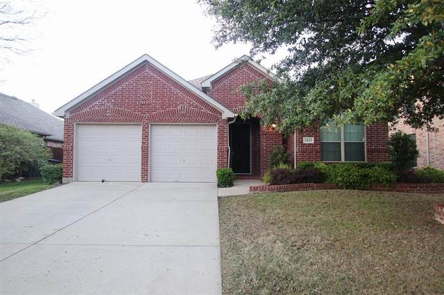 2429 Dove Creek Drive, Little Elm, TX 75068 (MLS #14310459) :: The Kimberly Davis Group