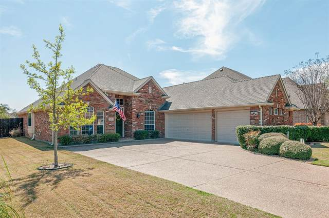 1608 Creekvista Court, Keller, TX 76248 (MLS #14310469) :: The Kimberly Davis Group