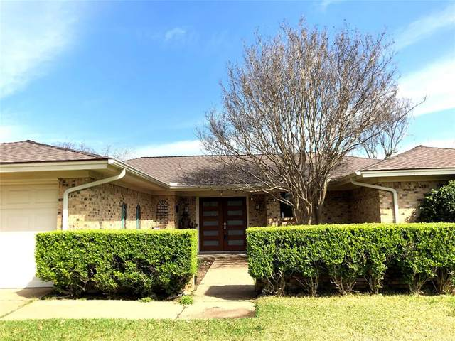 4608 Saldana Drive, Fort Worth, TX 76133 (MLS #14310473) :: Real Estate By Design