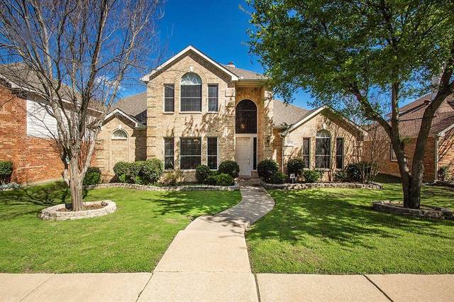 8224 Spring Valley Lane, Plano, TX 75025 (MLS #14310481) :: Frankie Arthur Real Estate