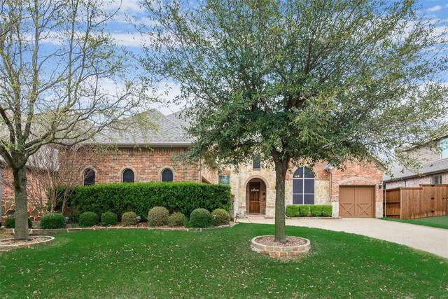 800 Wooded Trail Drive, Mckinney, TX 75071 (MLS #14310495) :: The Good Home Team