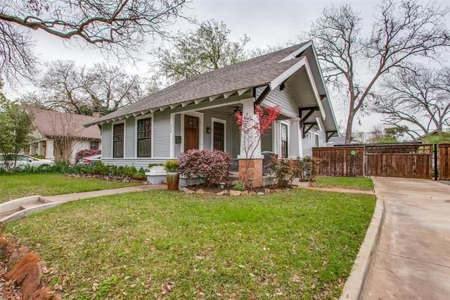 224 N Waverly Drive, Dallas, TX 75208 (MLS #14310499) :: HergGroup Dallas-Fort Worth